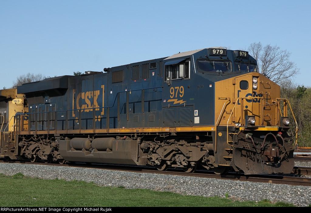 CSX 979